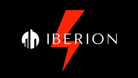 Iberion z symbolem Strajku Kobiet